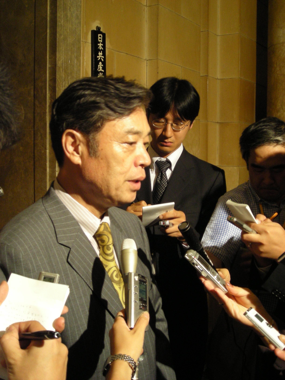 小泉氏引退報道へコメント