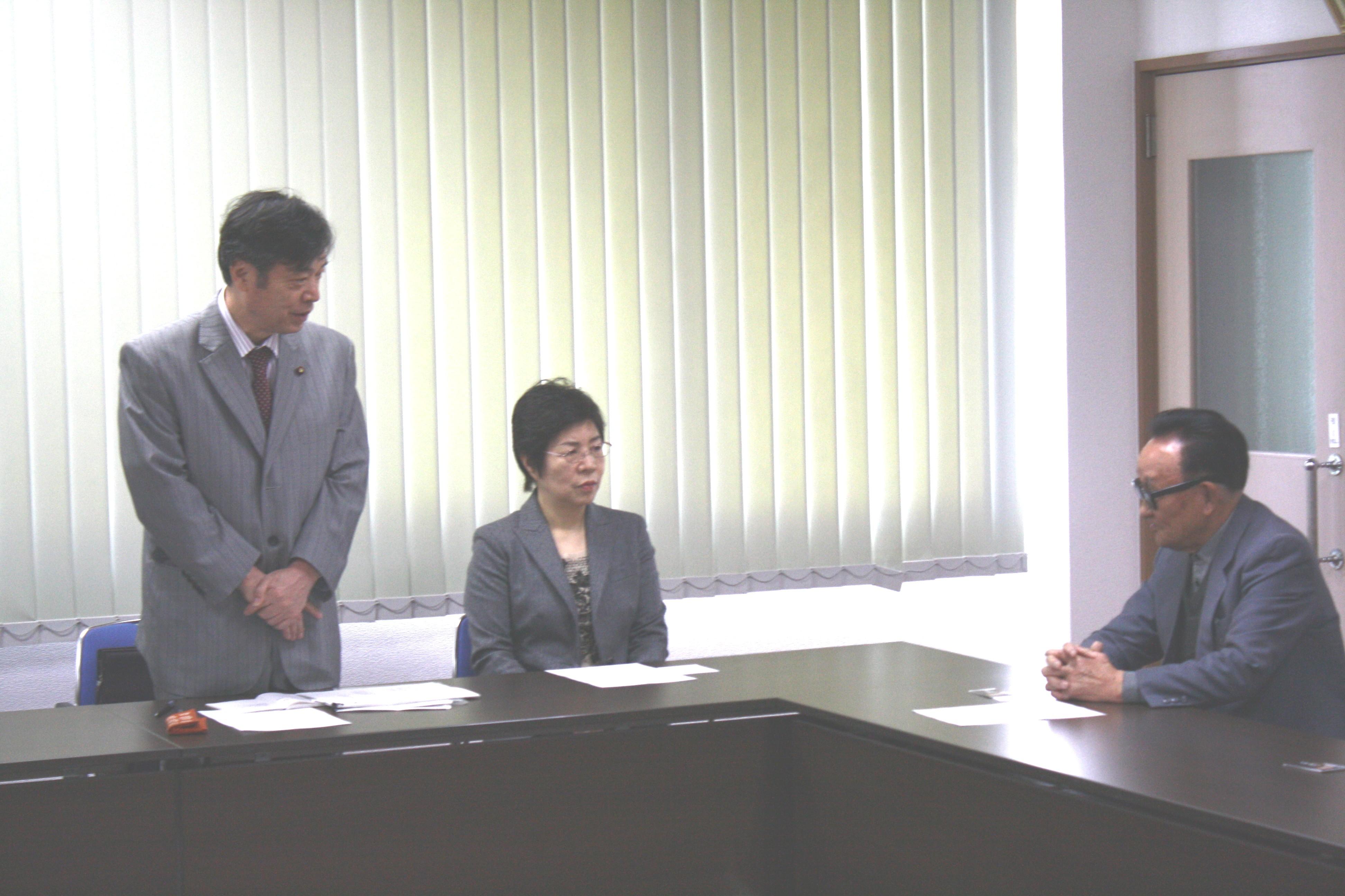 ハンセン病療養所長島愛生園訪問