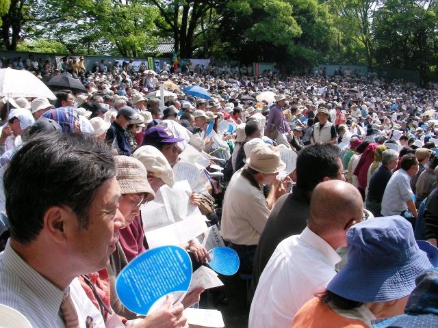 5・2憲法集会in京都