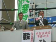 静岡参院補選平賀氏