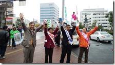 鳥取市会議員選挙