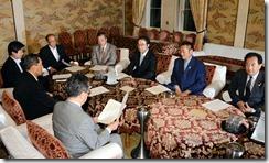 8野党国対会談