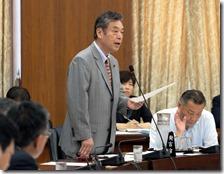 国交委・脱法ハウス追及遠景