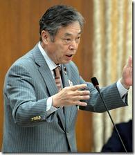 16日国交委JAL乗員を戻せ質問