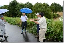 福知山市の自治会長から意見聴取