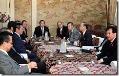12野党国対会談