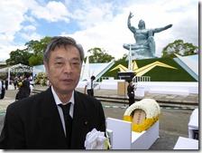 長崎平和祈念式典