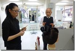 日本髪資料館石原さん