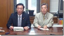 8野党書・幹、国対報告会見アップ