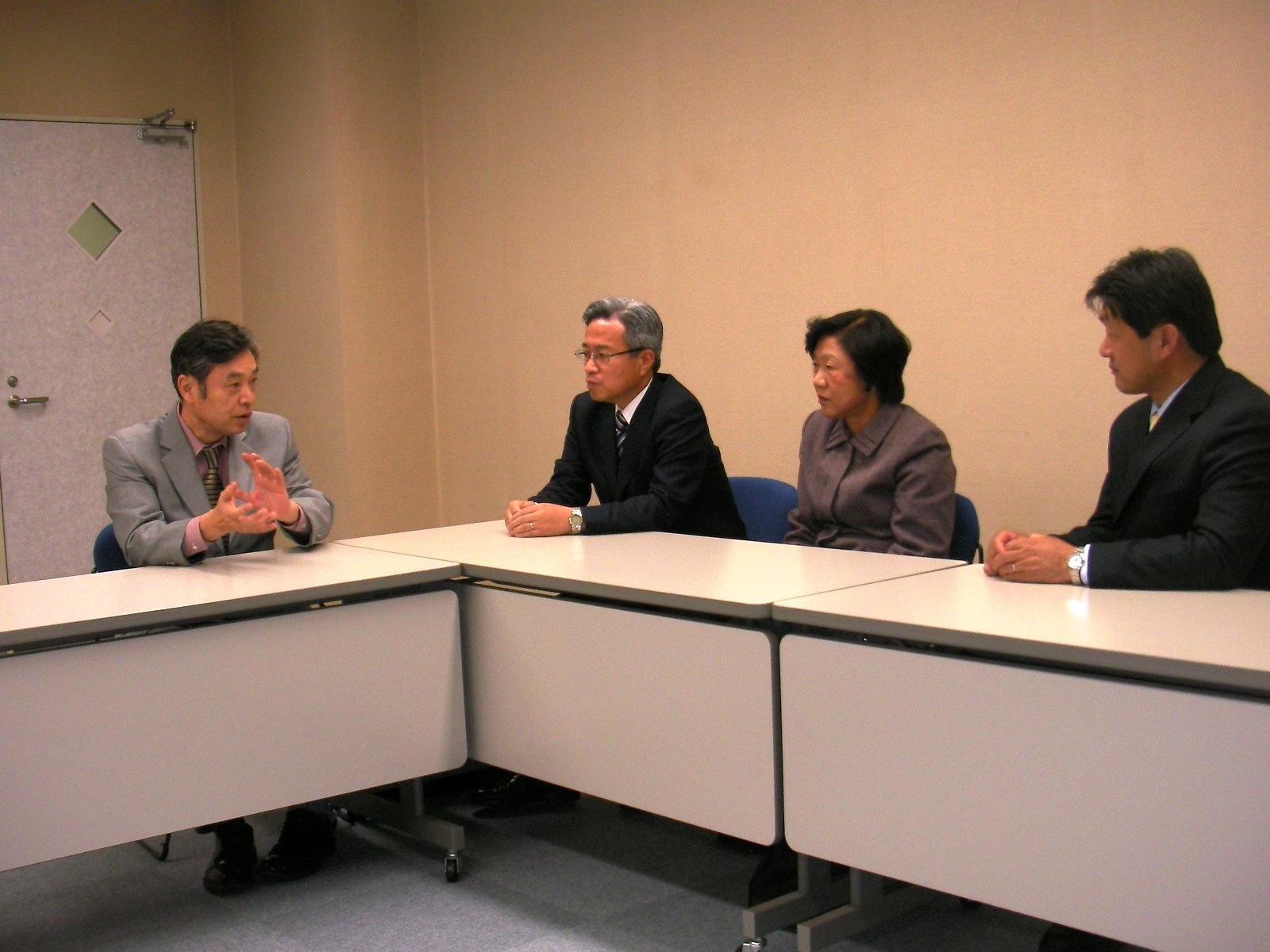 滋賀小選挙区候補と対談