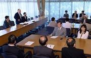「消費税を考える国民会議」会合