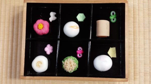 亀屋良永の正月菓子