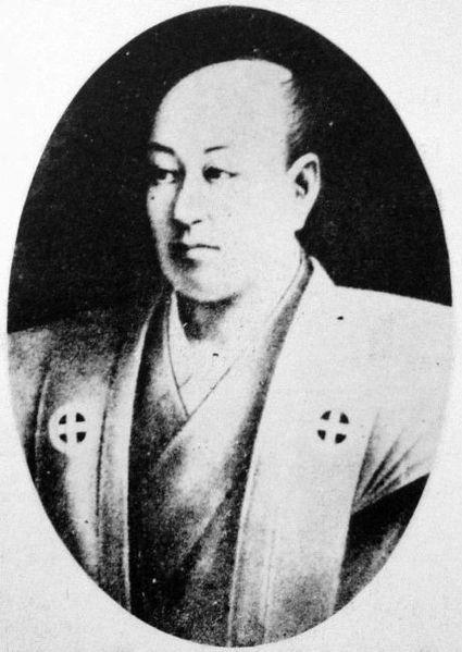 島津斉彬の肖像写真