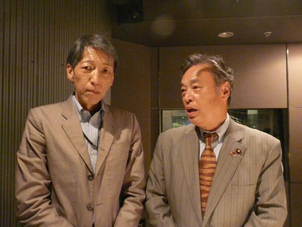 ラジオ竹田氏