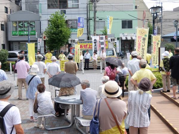 江東区・聴衆