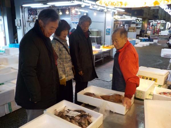 中央市場 魚