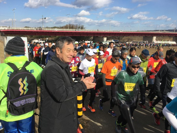 木津川マラソン1