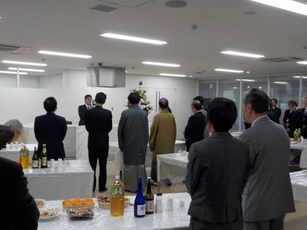 中央市場 内田会長
