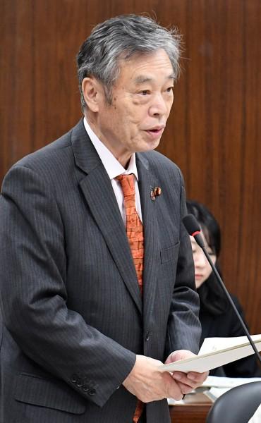 20190308 外務委員会