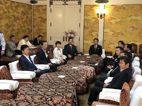 20290529 野党党首会談