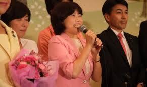 2019参院選新潟選挙区 うち越さくら