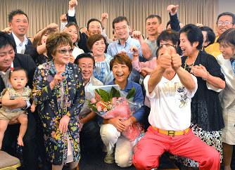 2019参院選愛媛選挙区 ながえ孝子