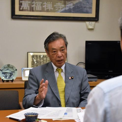 2019.07.30 東京新聞インタビュー2
