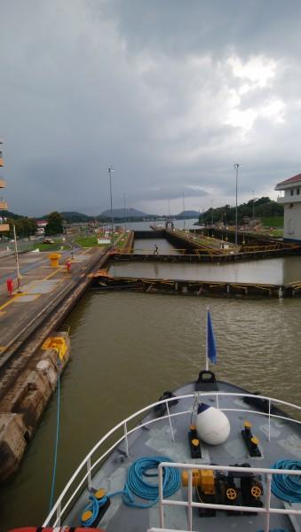 IMG_20190811_152638 パナマ運河 閘門