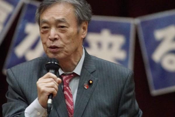 20200129 京都市長選 個人演説会(梅小路)⑤