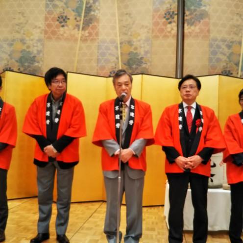 DSC_0042 20200105 京建労旗びらき