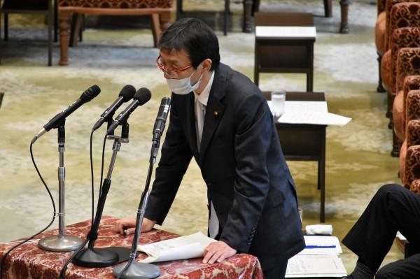 渡辺防衛政務官